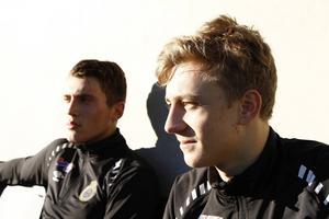 Dragan Kapic och Simon Gefvert.