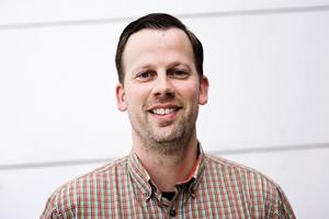 Nöjd. Daniel Kvist driver Ica Maxi på Erikslund, den Icabutik i hela landet som omsätter mest online.