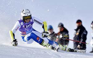 Sara Hector blev bästa svenska med en sjunde plats.