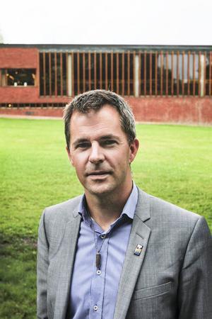 Johan Palm blir chef för den kommande kultur- och fritidsförvaltningen i Östersunds kommun.