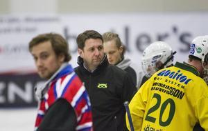 LBK:s tränare Patrik Larsson tror på sitt lag inför avgörandet mot Gripen.