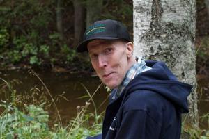 Lars Norman är författare till boken
