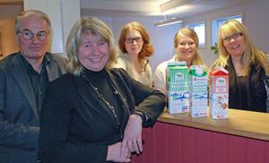 Företagaren Kjell G Lundholm och Lena Dahlgren på Xbase står för nyskapande företagstänk i Leksand där Anna Hultgren, Emilie Jobs och Ewa Wik har en framträdande roll.