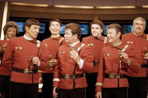 Star Trek  är kanske inte science fiction länge till.