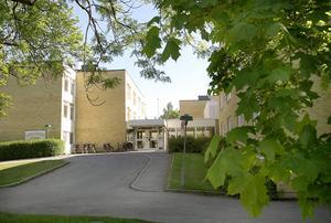 Det tidigare äldreboendet Björkegrenska gården blir ett boende för ensamkommande flyktingbarn.