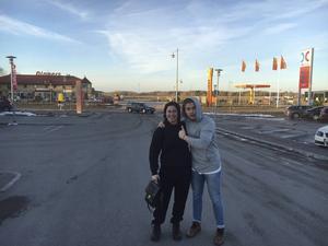 Anna Edvall och Henrik Dahlin, Sundsvalls Atletklubb