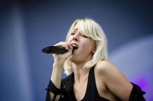 Veronica Maggio gör en av sina få sommarspelningar i Borlänge i år. Här uppträder hon för storpublik på största scenen 2011.
