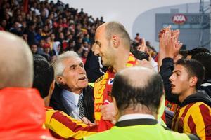 Derbyhjälte - mot Assyriska 2010.