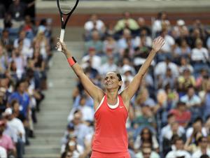 Oseedade Roberta Vinci satte stopp för världsettan Serena Williams drömmar om en äkta grand slam.