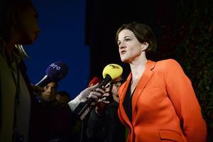 Anna Kinberg Batra har varit moderatledare sedan i januari, men hon har ännu inte visat prov på ledarskap.