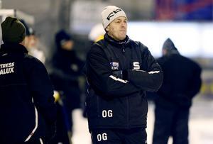 Ola Grönberg har under många år varit en profil i Sandviken, både som spelare och ledare.