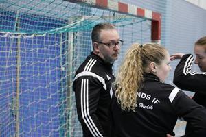 Strands tränare Magnus Dehlin.