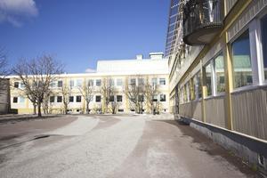 Brinellskolan. Arkivfoto