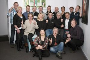Femton lokala företag har nominerats till Stjärnkvällgalan i Sollefteå. Då utses vinnare i de fem kategorierna.