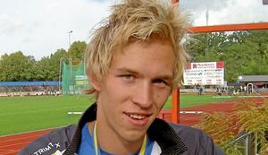 Oscar Törnros tvingades bryta i SM.