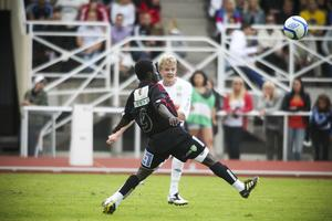 Joel Stillmark gav Hudiksvall nytt hopp med sitt 1–2-mål.