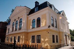GH. Många studenter har glada minnen från Gästrike-Hälsinge nation i Uppsala, som firar 200-årsjubileum den här veckan.