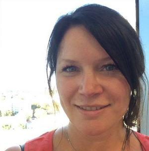 Jennie Vavik från Sidensjö bor och arbetar i Storbritannien.