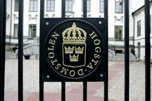 Högsta Domstolen i Stockholm.