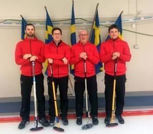 Team Marklund är nykomlingar i Elitserien i vinter.