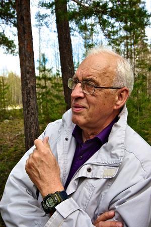 Leif Löfberg tror att