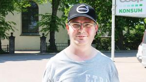 Anders Svensson, 32 år, Norberg:–Ja, jag tycker det.