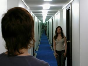Sonja Nilsson deltog i Avesta Art 2006 med Korridoren. I år medverkar hon med ett helt nytt videoverk.   Foto: Sonja Nilsson