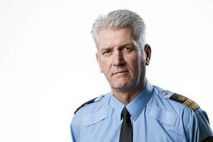 Mikael Hedström har arbetat som polis i 35 år.