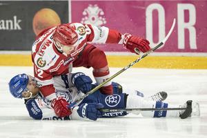 Tor Immo slog in vinnarpucken mot Leksand.