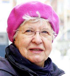 Cevonne Larsson, 72 år, Östersund:– Ja, det är klart att jag är. När det är halt har jag alltid broddar. Det är länge sedan jag halkade omkull, jag inte gjort det den här vintern.