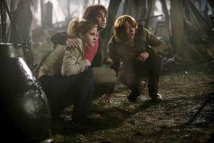 Hermione, Harry och Ron har hunnit till det fjärde filmäventyret när det är dags för Harry Potter och den flammande bägaren, en lite