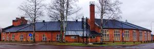 Bygglov. Gunde Svan har fått bygglov för att göra en fasadändring på lokstallet i Vansbro.