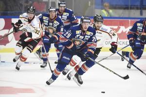 Robin Söderquist är klar för Sundsvall Hockey. Han och Mikael Johansson från Växjö ansluter till laget.