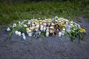 I början av juni omkom en 19-åring i en singelolycka på länsväg 323 vid Singsån, strax söder om Ragunda by.