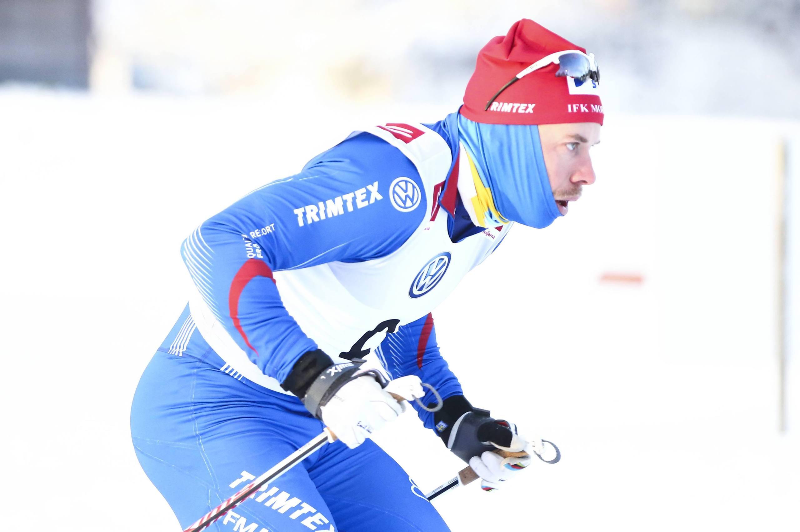 Jonsson femma i sprinten