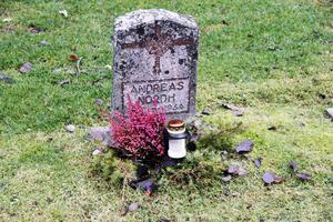 Viola Orbelin har i flera år funderat vem det är som sköter om hennes pappas grav på Hassela kyrkogård.