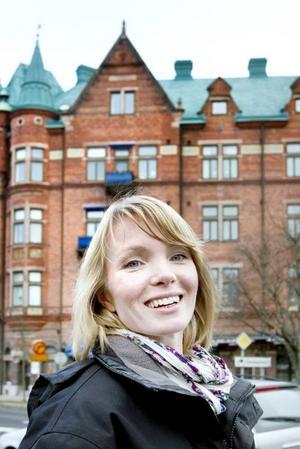 Erika Åberg tar oss med på en plåtvandring i vår stad.