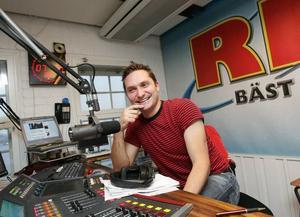 """Roger Nordin blir programledare för """"Sveriges smartaste barn"""" i TV3. Radioprofilen har varken arbetat med tv eller gjort barnprogram tidigare. """"Jag är lite som Bambi på hal is"""", säger han."""