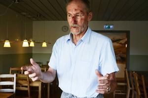 Jan Eriksson slog tillbaka hårt mot rånargänget.