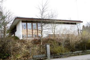 7. 1967 byggde Bengt Ahlgren på Branta Gränd 1.