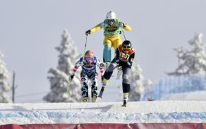 Sandra Näslund vinner före Sami Kennedy-Sim och Katrin Ofner.