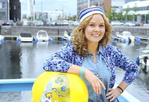 Joni Söderström Winter, som kommer från Sundsvall, är ny i besättningen när Sommarlov kör i gång i SVT på måndag.