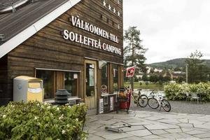 Sollefteå Camping har ökat från år till år.