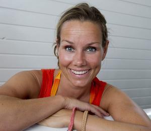 I år är andra Diggiloovändan för schlagerpinglan Linda Bengtzing.