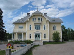 Tomtebo i Alfta är en fastighet kommunen kan tänka sig att sälja.