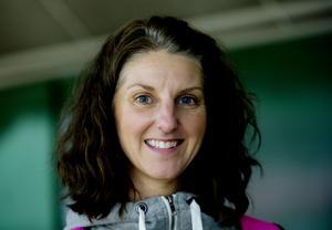 Ulrika Södrin, ordförande i Sundvalls FBC. Fotograf: Mårten Englin