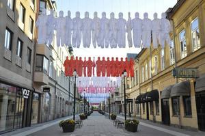 Den kinesiske konstnären Ai Wei Weis bidrag till årets Open Art i Örebro.