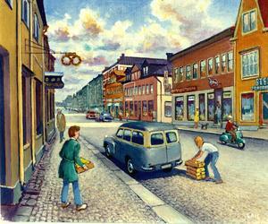 Kekonius bageri i Enköping.