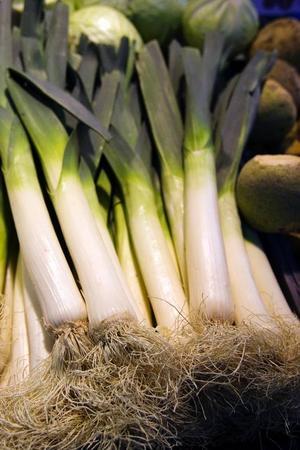 Purjolöken är den grönsak som har ökat mest i pris sedan februari i fjol.