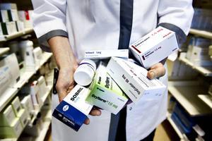 Bensodiazepiner är beroendeframkallande. Foto: Lennart Lundkvist/arkiv